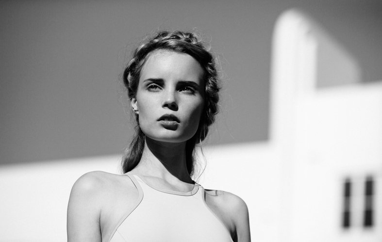 Byron Bay Fashion Photographer David Hauserman shoots fashion editorial